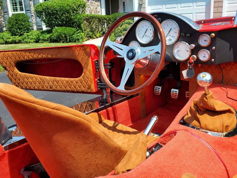 1966 Alfa Romeo Spider 62