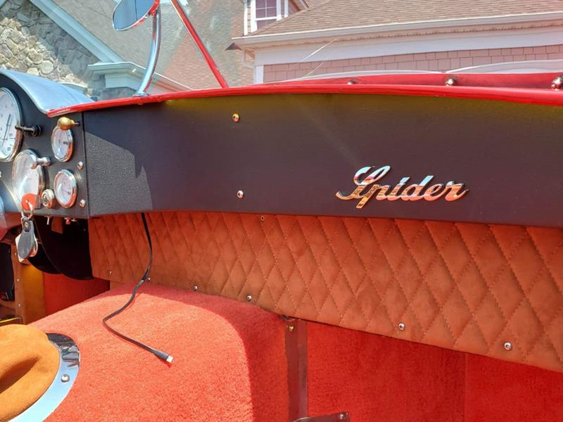 1966 Alfa Romeo Spider 59