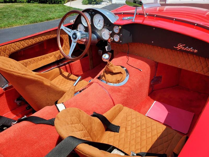 1966 Alfa Romeo Spider 18