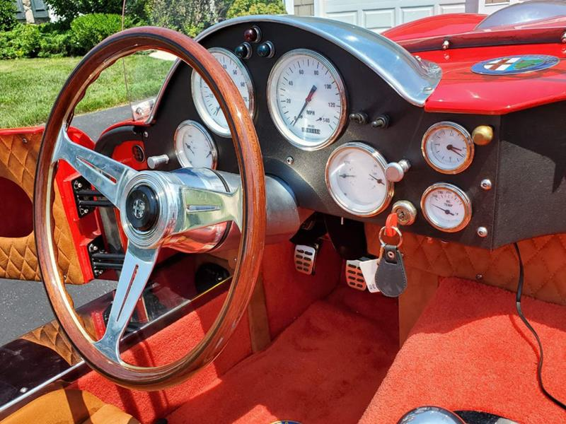 1966 Alfa Romeo Spider 63