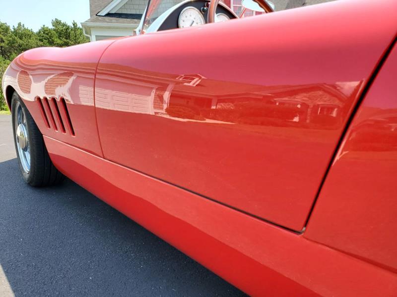 1966 Alfa Romeo Spider 41