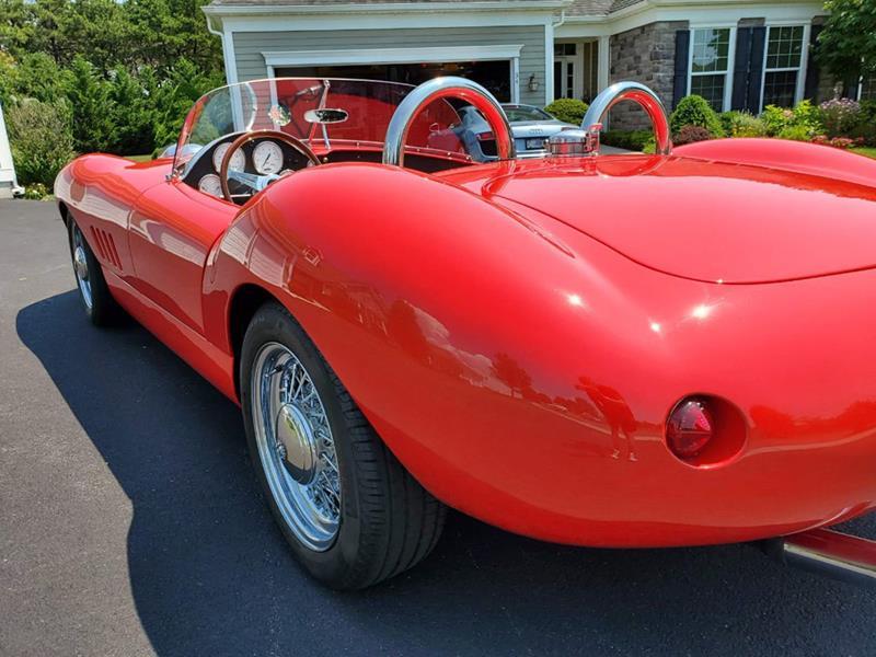 1966 Alfa Romeo Spider 25
