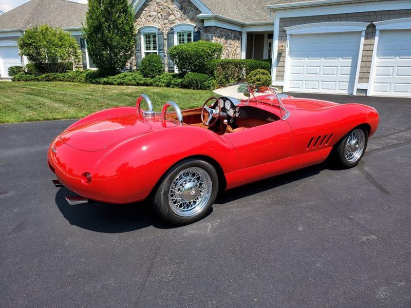1966 Alfa Romeo Spider 3