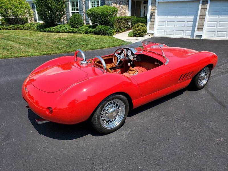 1966 Alfa Romeo Spider 17