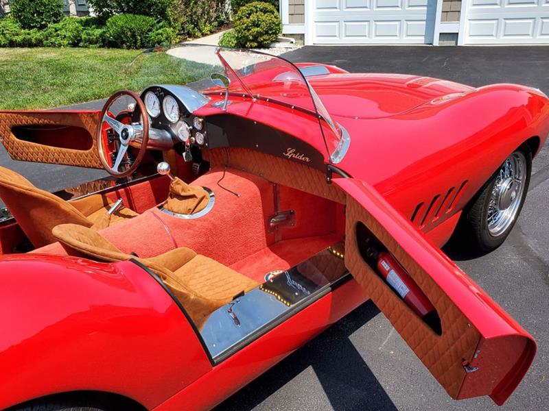 1966 Alfa Romeo Spider 64