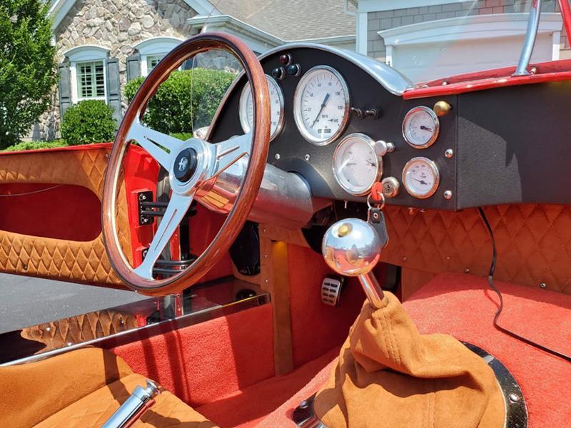 1966 Alfa Romeo Spider 60