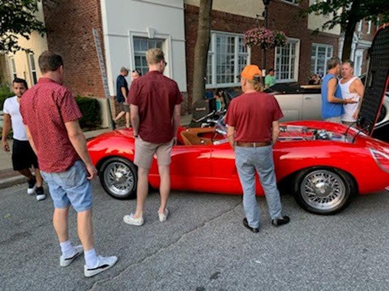 1966 Alfa Romeo Spider 97