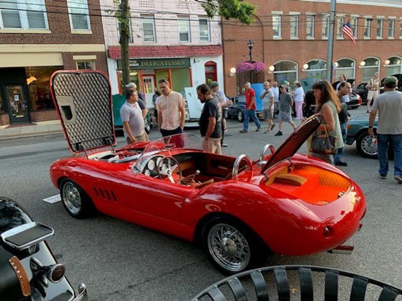 1966 Alfa Romeo Spider 98
