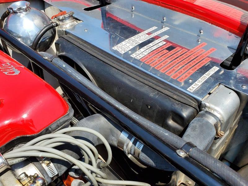 1966 Alfa Romeo Spider 83