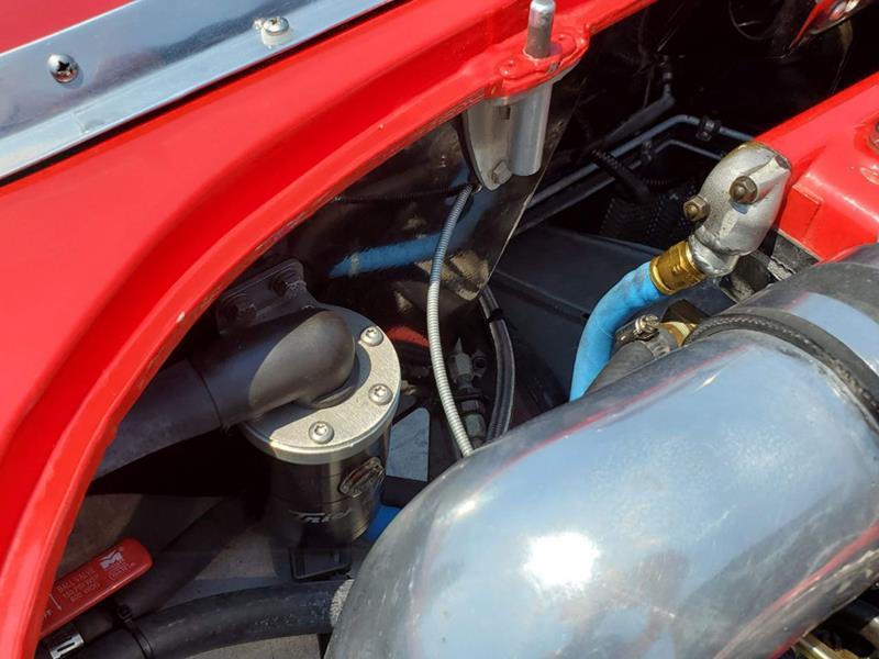 1966 Alfa Romeo Spider 81