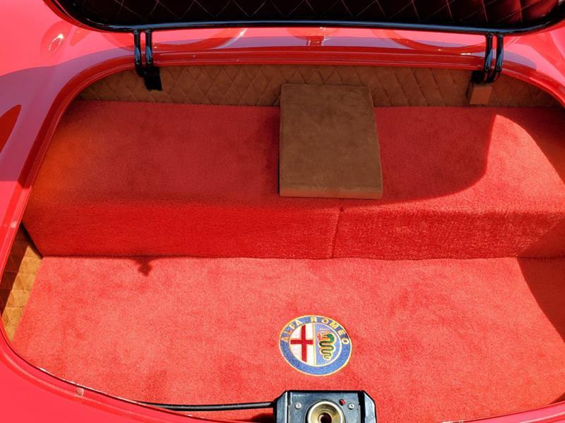 1966 Alfa Romeo Spider 93