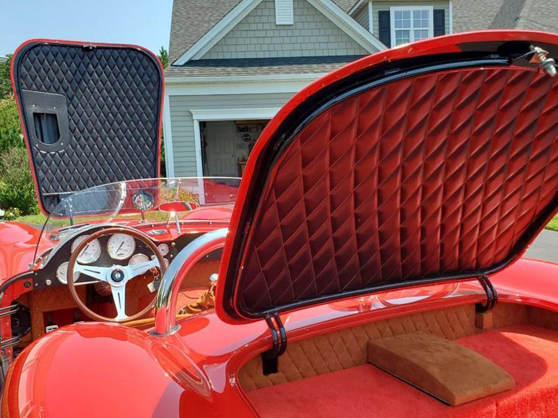 1966 Alfa Romeo Spider 91