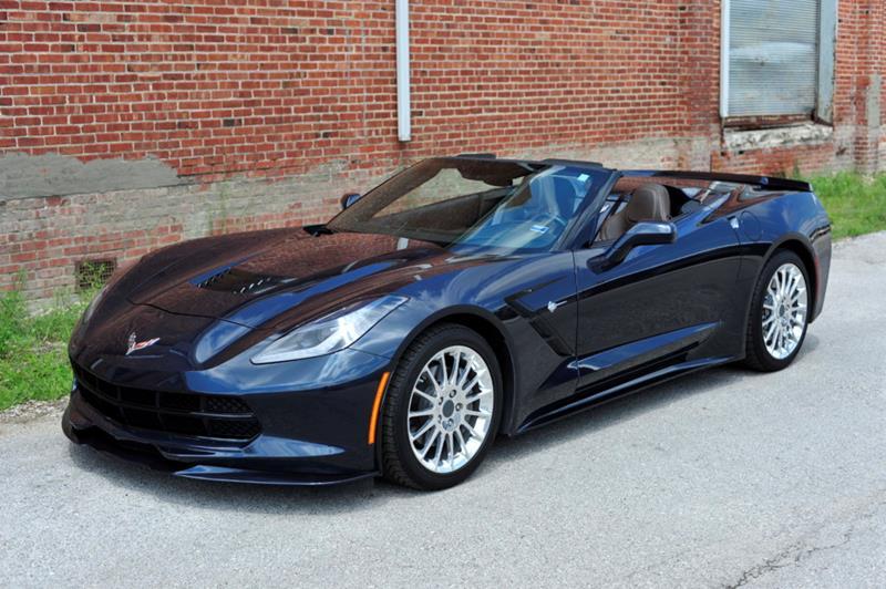 corvette convertible chevrolet 2dr stingray 3lt alert offer