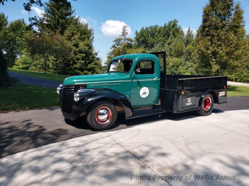 1948 Chevrolet Half Ton