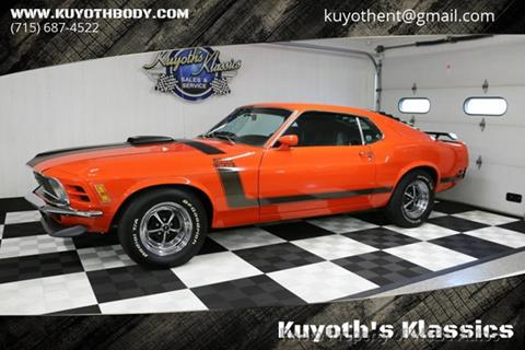 1970 Ford Mustang Boss 302 for sale in Calverton, NY