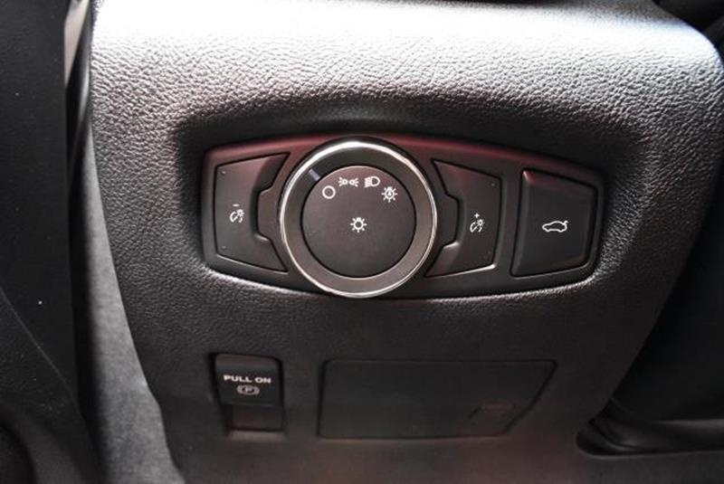 2017 Lincoln Continental 6