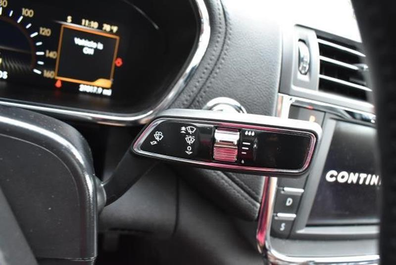 2017 Lincoln Continental 12