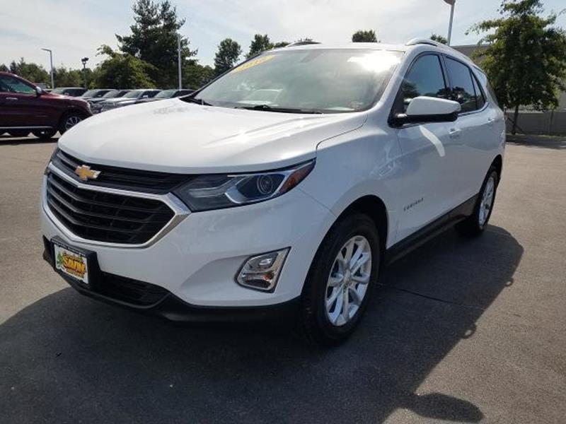 2018 Chevrolet Equinox 5