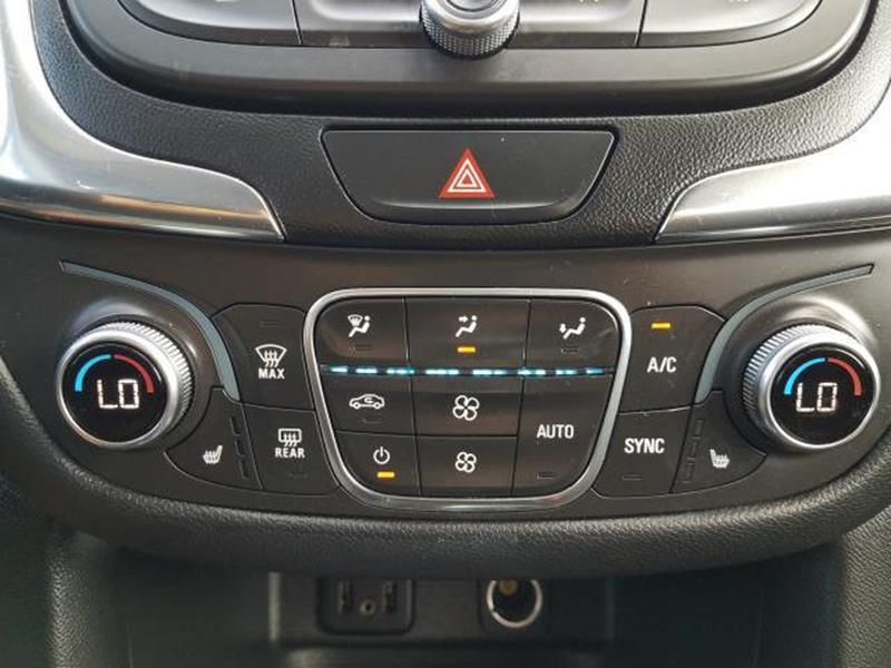 2018 Chevrolet Equinox 25