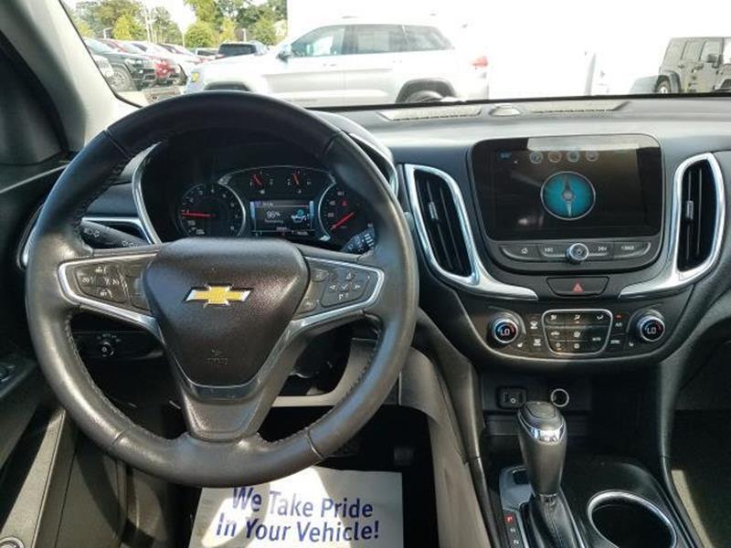 2018 Chevrolet Equinox 4