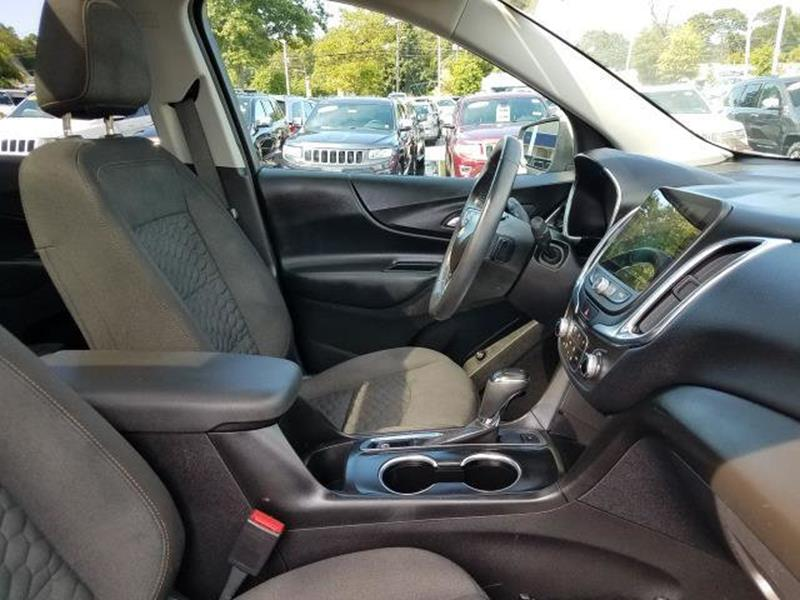 2018 Chevrolet Equinox 15