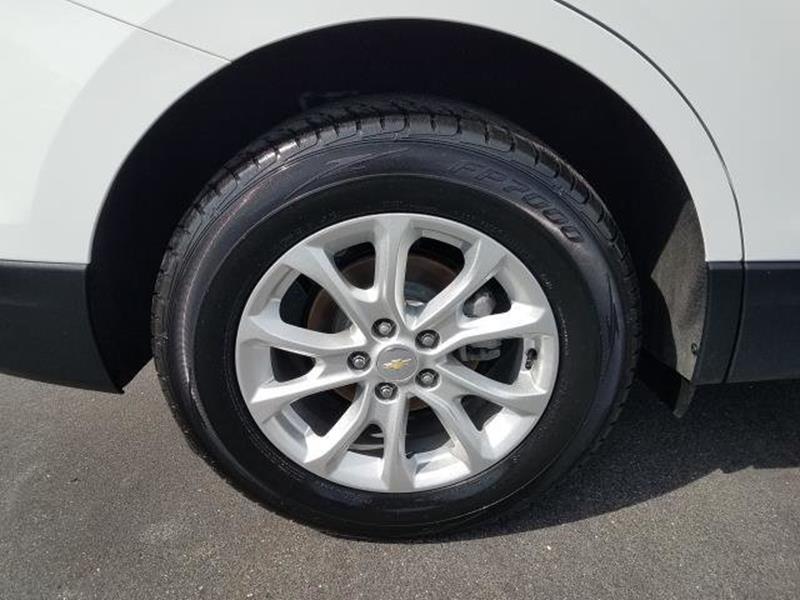 2018 Chevrolet Equinox 9