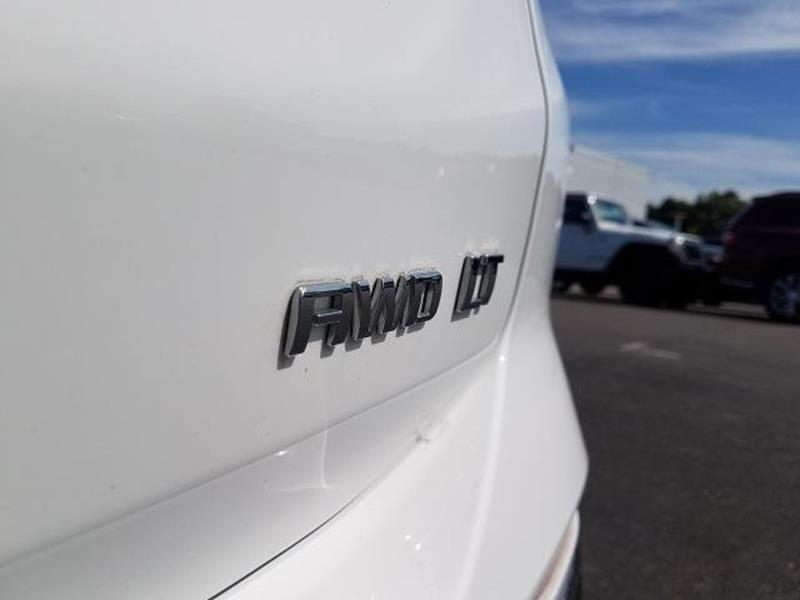 2018 Chevrolet Equinox 10