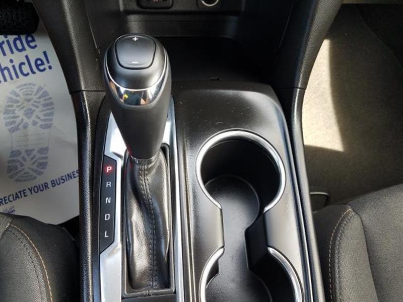 2018 Chevrolet Equinox 27