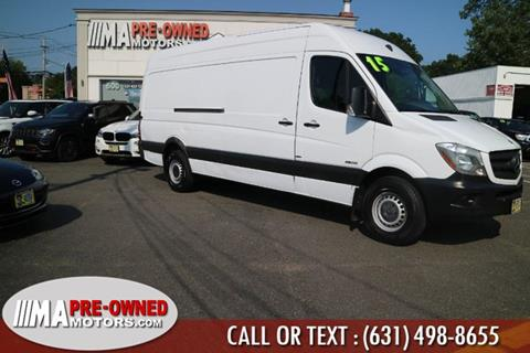 2015 Mercedes-Benz Sprinter Cargo for sale in Calverton, NY