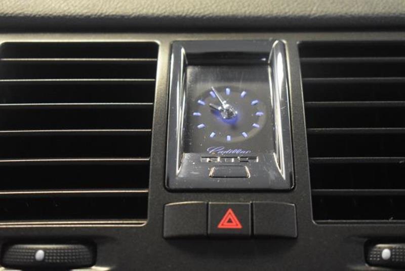 2010 Cadillac DTS 5