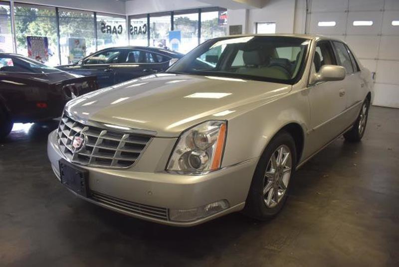 2010 Cadillac DTS 10