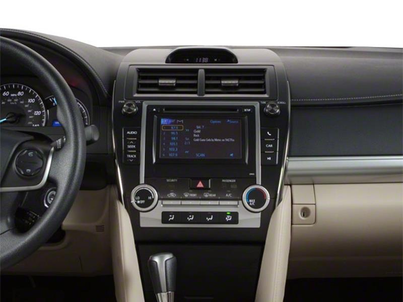 2012 Toyota Camry 21