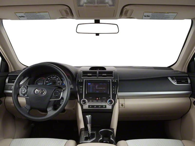2012 Toyota Camry 7