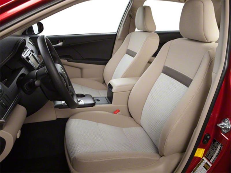 2012 Toyota Camry 8