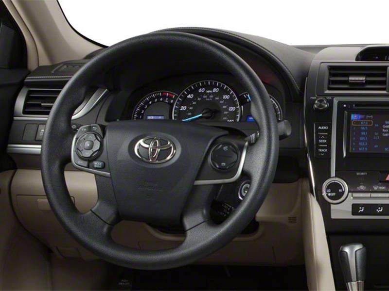 2012 Toyota Camry 6