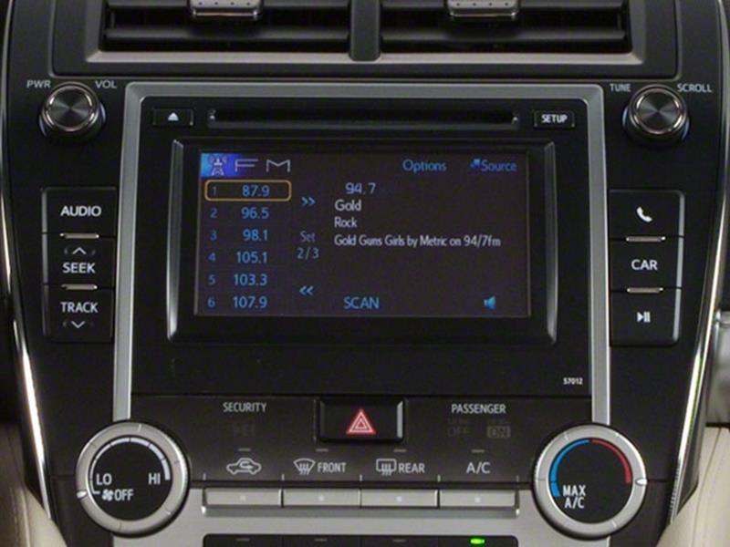 2012 Toyota Camry 10