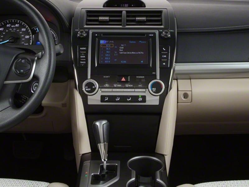 2012 Toyota Camry 11