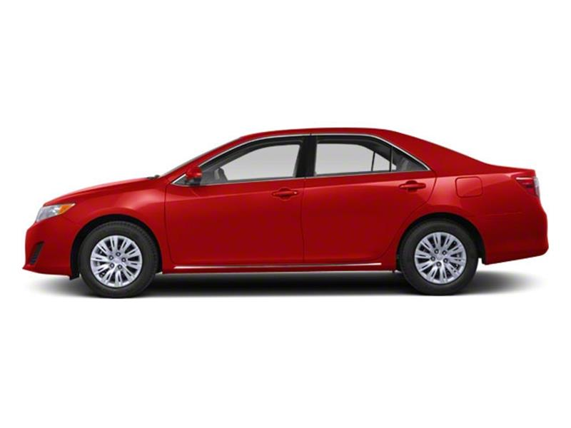 2012 Toyota Camry 1