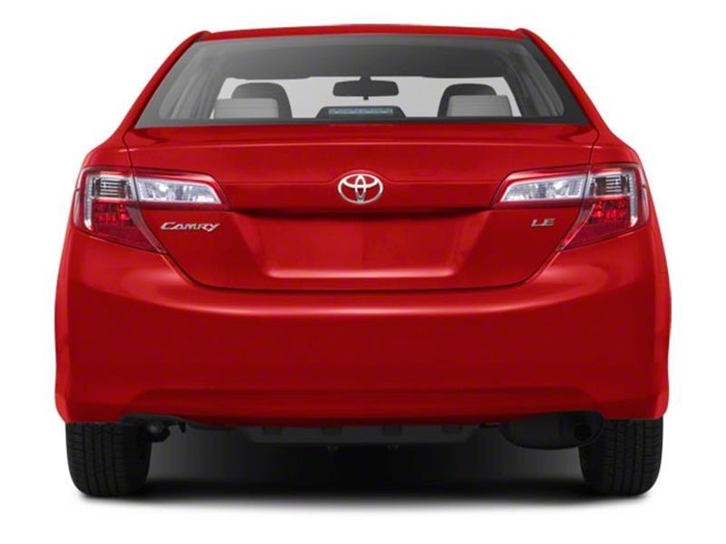 2012 Toyota Camry 5