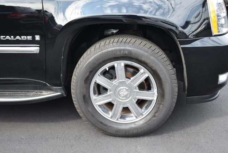 2007 Cadillac Escalade 5