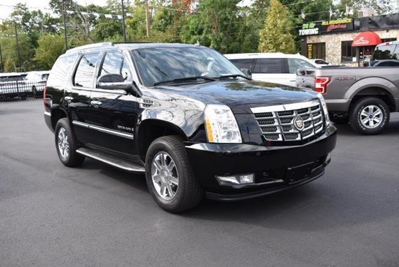 2007 Cadillac Escalade 1