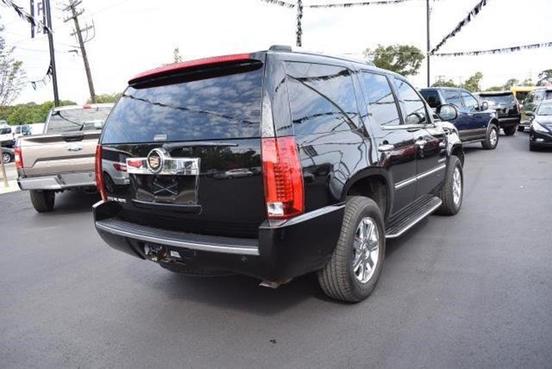 2007 Cadillac Escalade 4