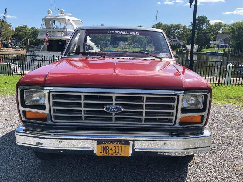 1984 Ford F-150 3