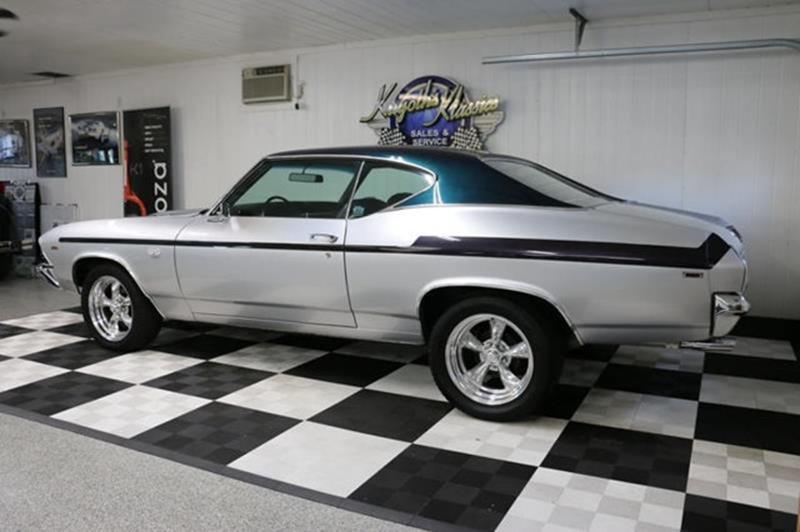 1969 Chevrolet Chevelle Malibu 5