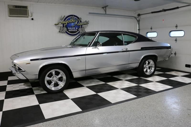 1969 Chevrolet Chevelle Malibu 1