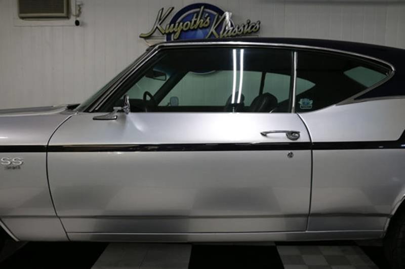 1969 Chevrolet Chevelle Malibu 10