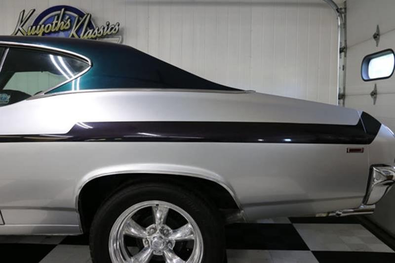 1969 Chevrolet Chevelle Malibu 11