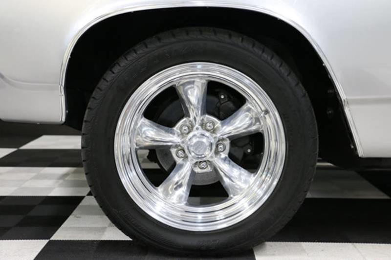 1969 Chevrolet Chevelle Malibu 9