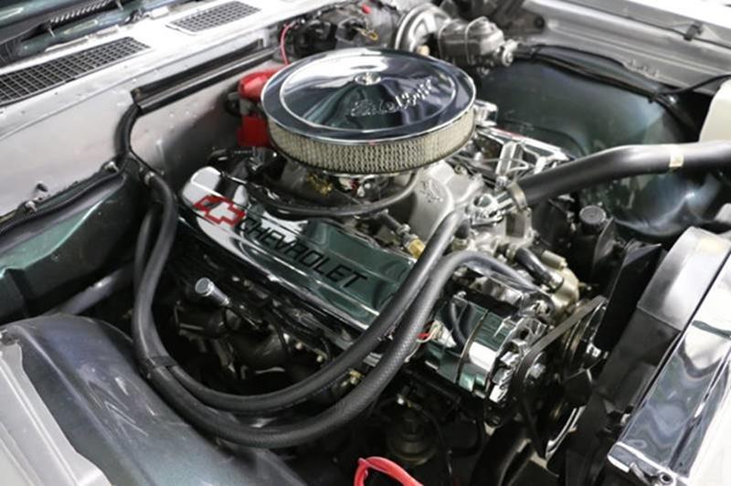 1969 Chevrolet Chevelle Malibu 38