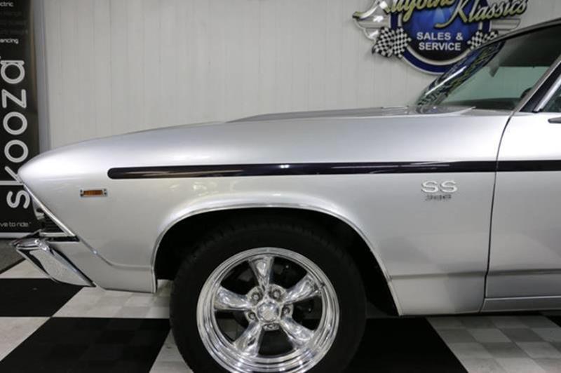 1969 Chevrolet Chevelle Malibu 8